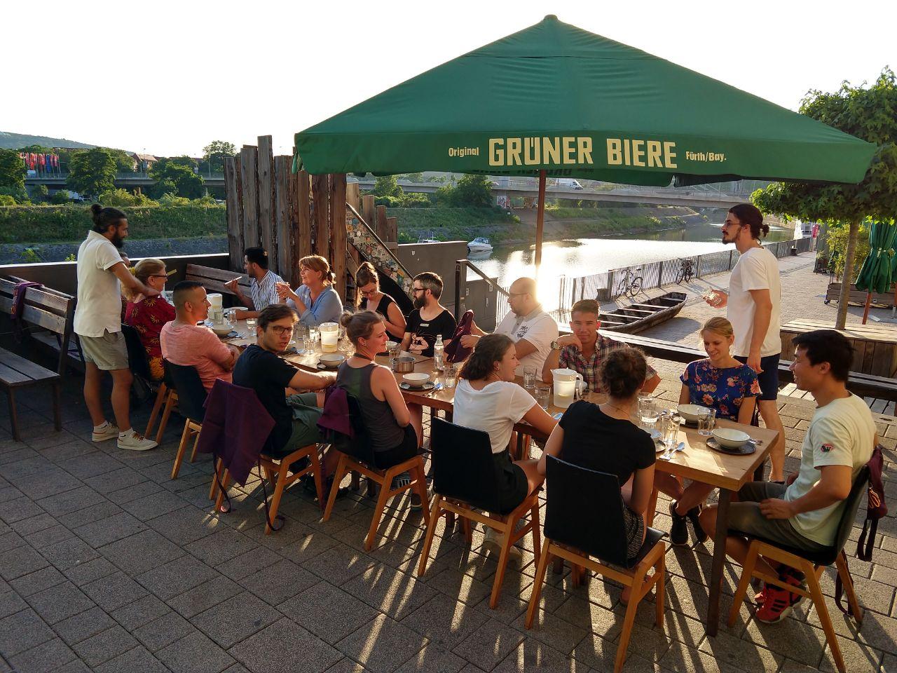 Würzburg kocht über den Tellerrand
