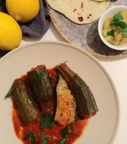 Rezept: Libanesische Koussa Mehshe