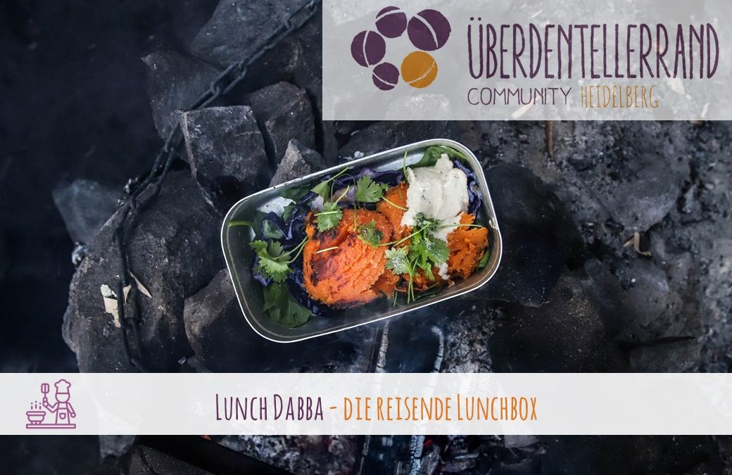 Lunch Dabba – die Reisende Lunchbox