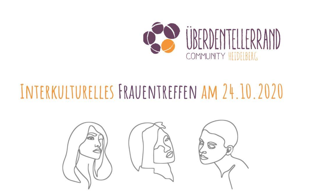 Interkulturelles Frauentreffen am 24.10.2020