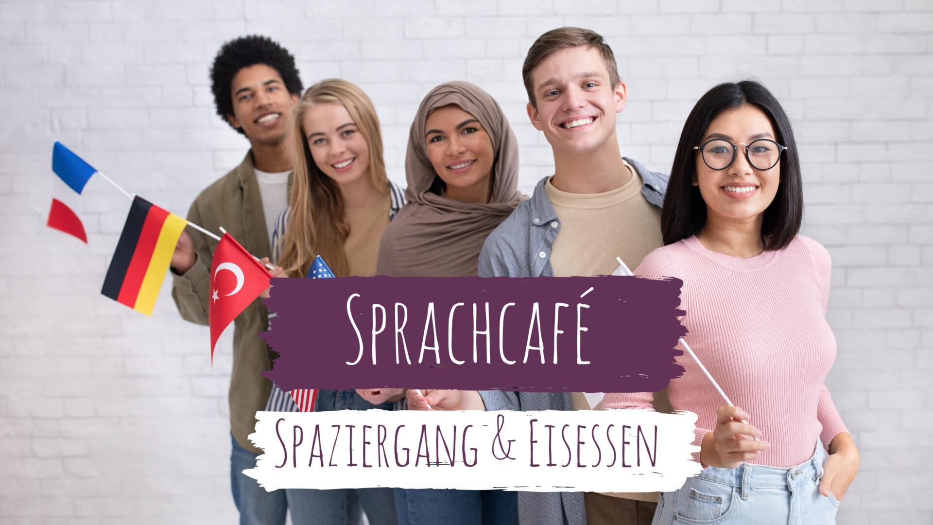 FFM - Sprachcafé & Eisessen